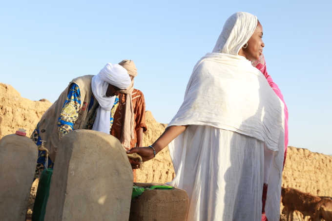 Mali point eau