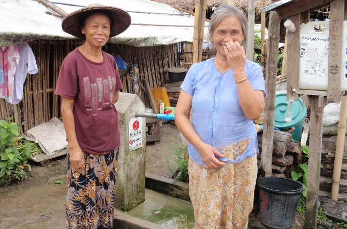 myanmar femmes