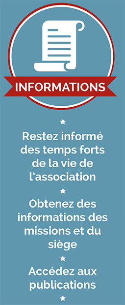 ADHERER A SOLIDARITES INTERNATIONAL