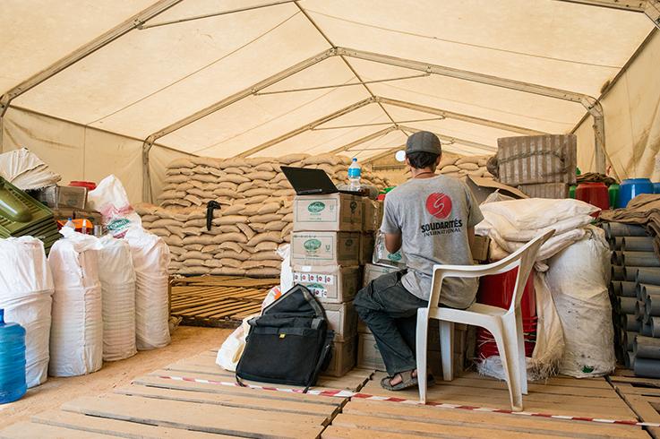 Réponse urgence humanitaire