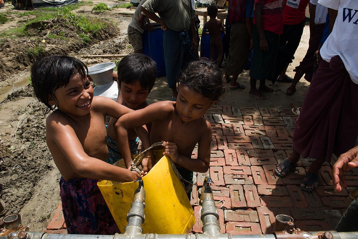 Rohingyas Myanmar - AhNaukYe - Crédit Constance Decorde