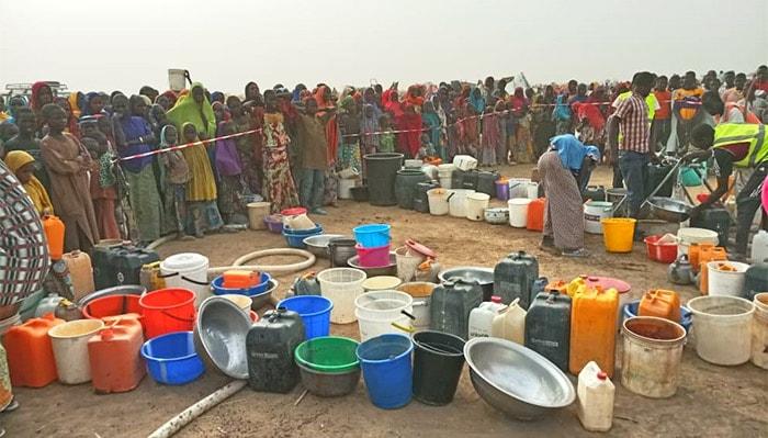 goura cameroun distribution