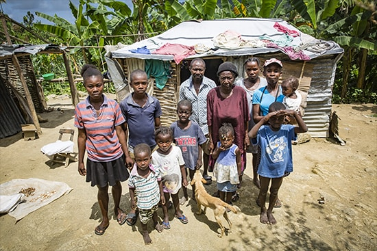ouragan Matthew Haiti Grand Anse