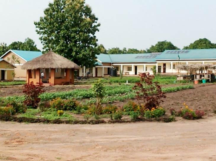 Solidarity Teacher Training College (TTC) at Yambio, South Sudan