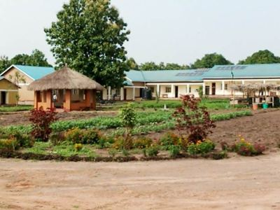 Solidarity Teacher Training College (TTC) at Yambio, South Sudan