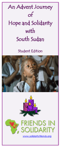 Advent Calendar for Students