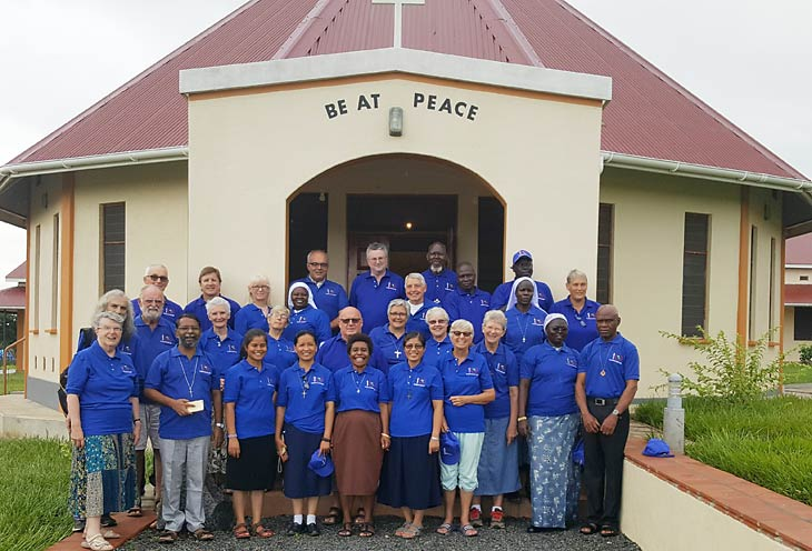 Solidarity team in South Sudan