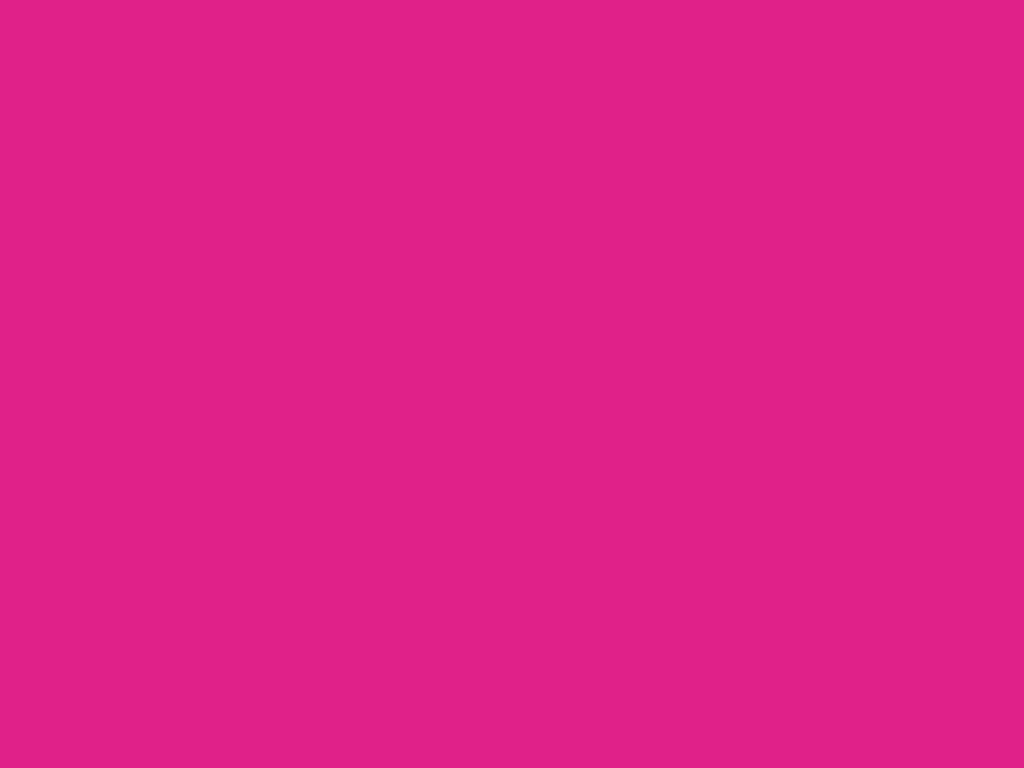 1024x768 Barbie Pink Solid Color Background
