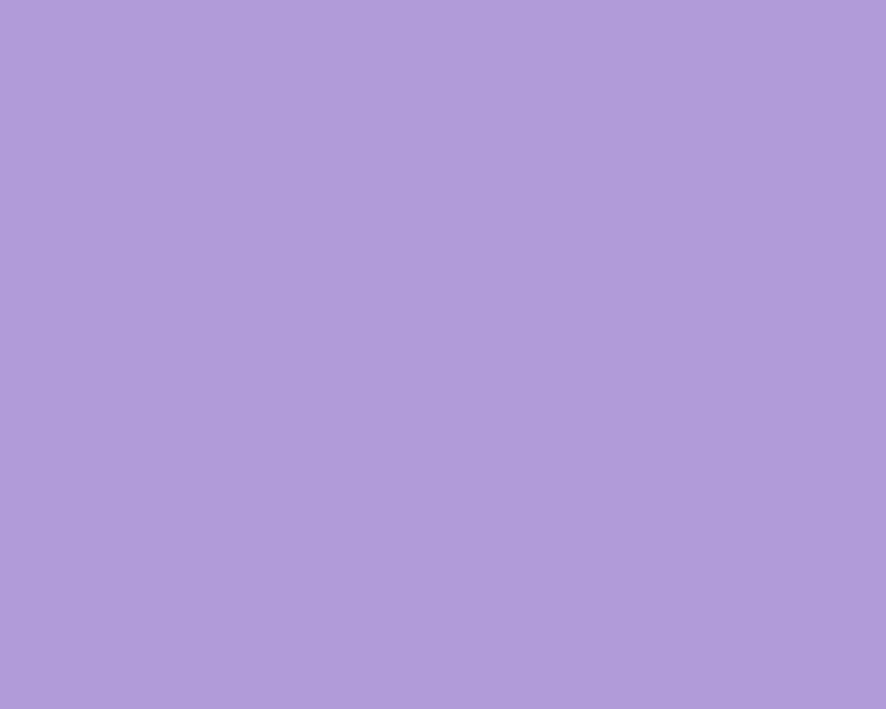 1280x1024 Light Pastel Purple Solid Color Background