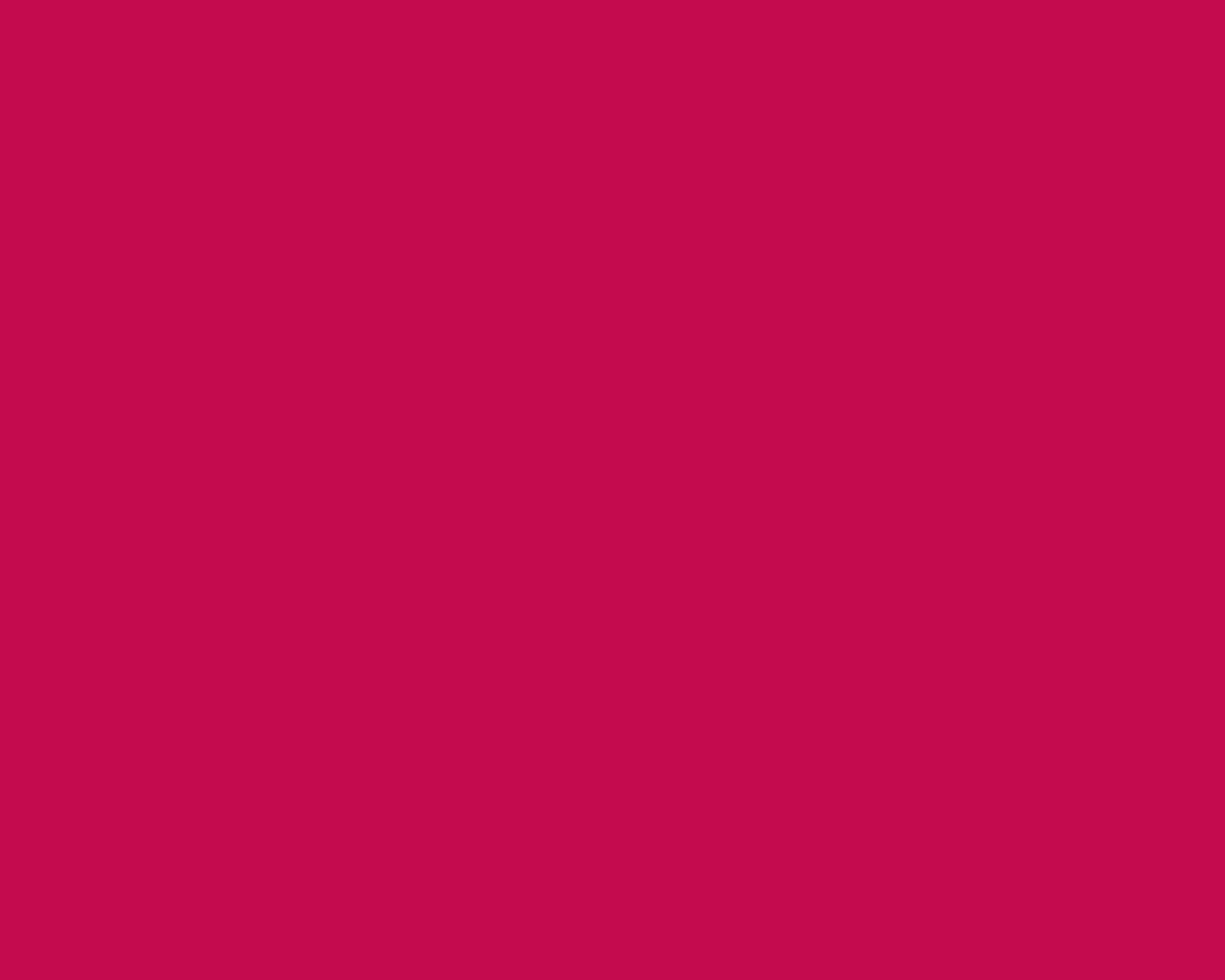 1280x1024 Pictorial Carmine Solid Color Background