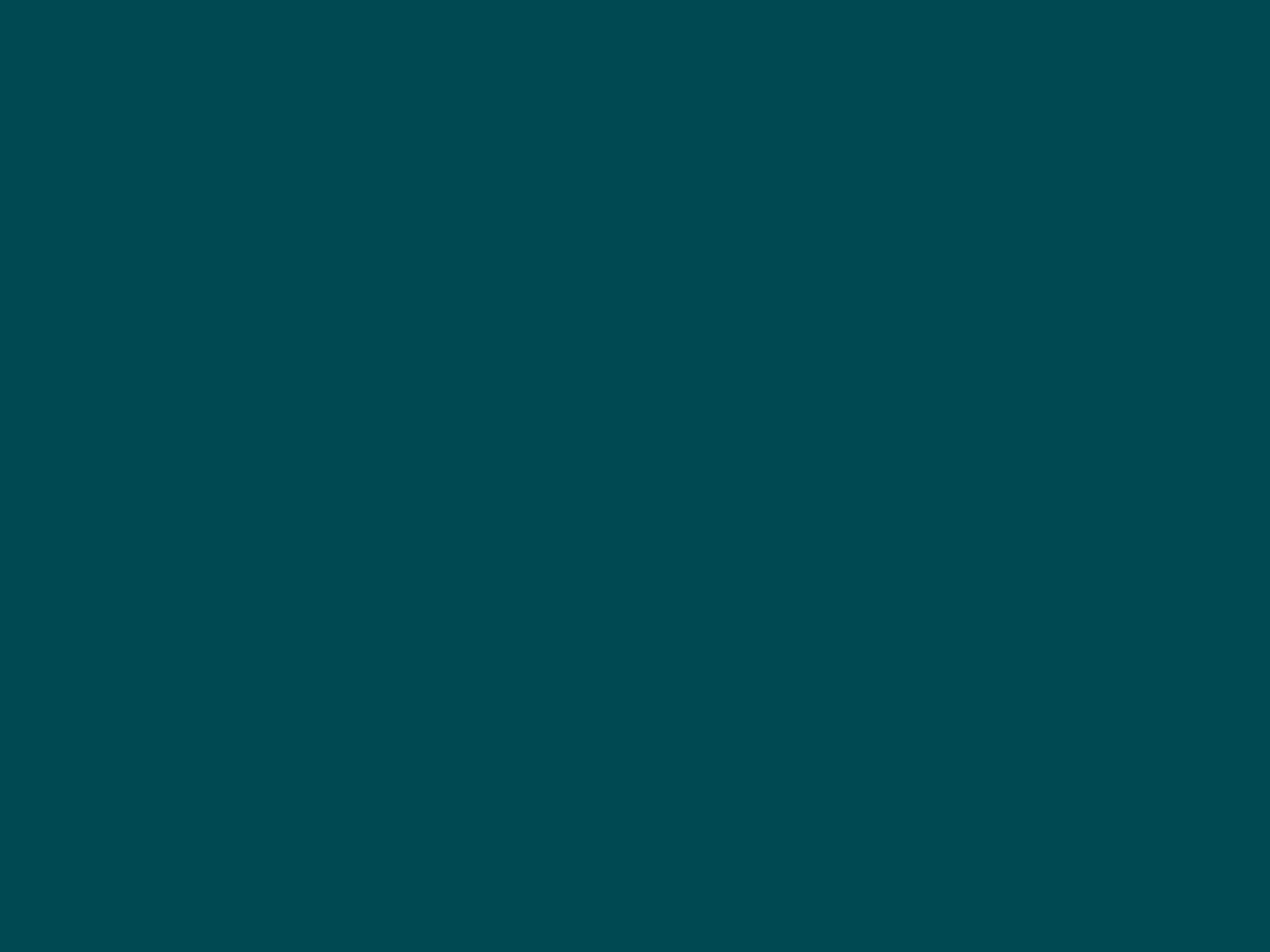 1600x1200 Midnight Green Solid Color Background