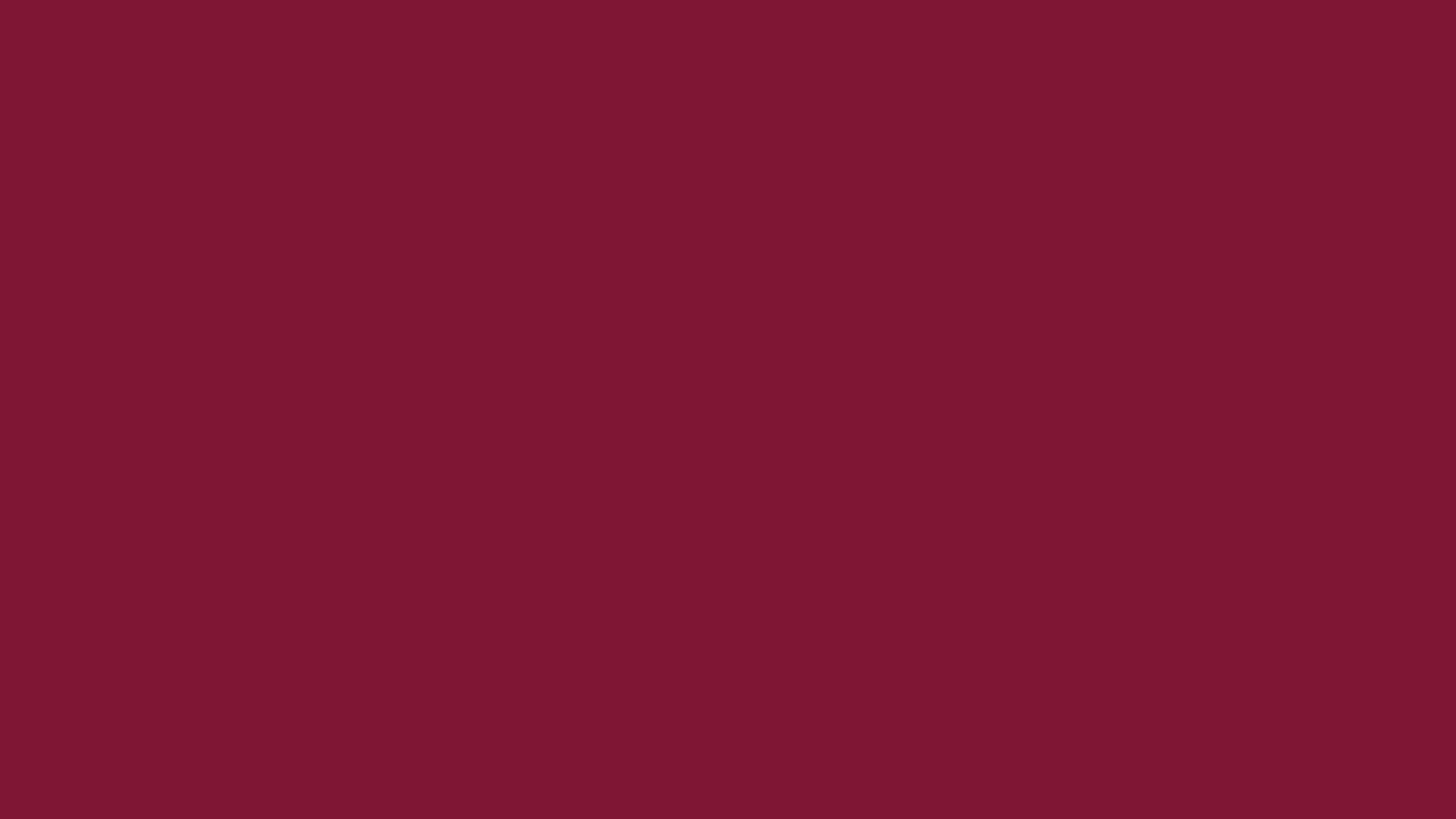 1920x1080 Claret Solid Color Background