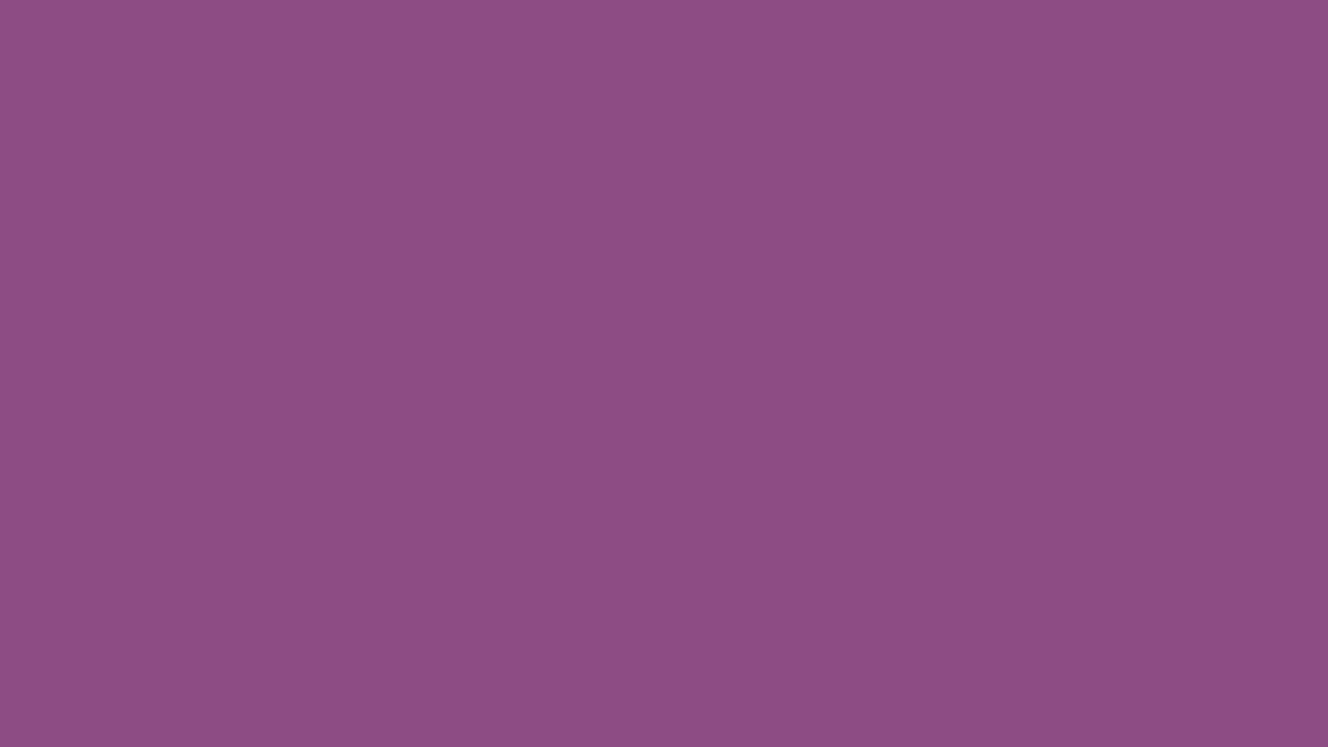 1920x1080 Razzmic Berry Solid Color Background