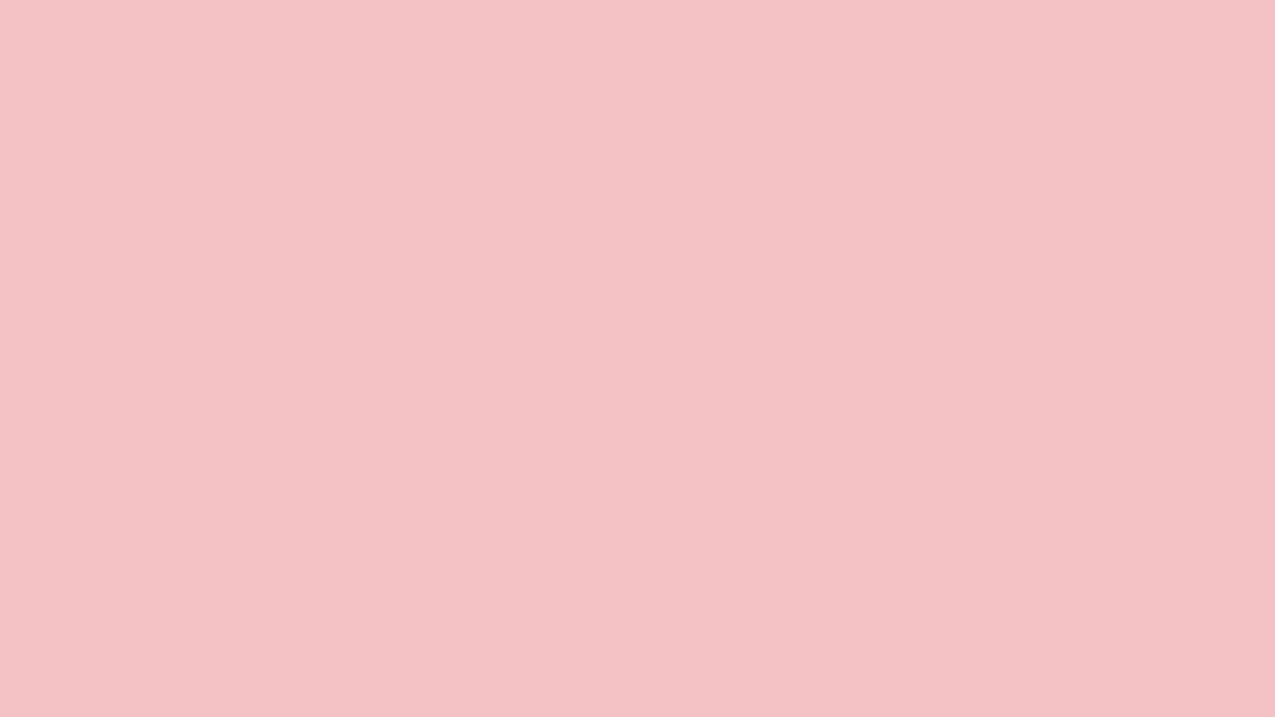 2560x1440 Tea Rose Rose Solid Color Background