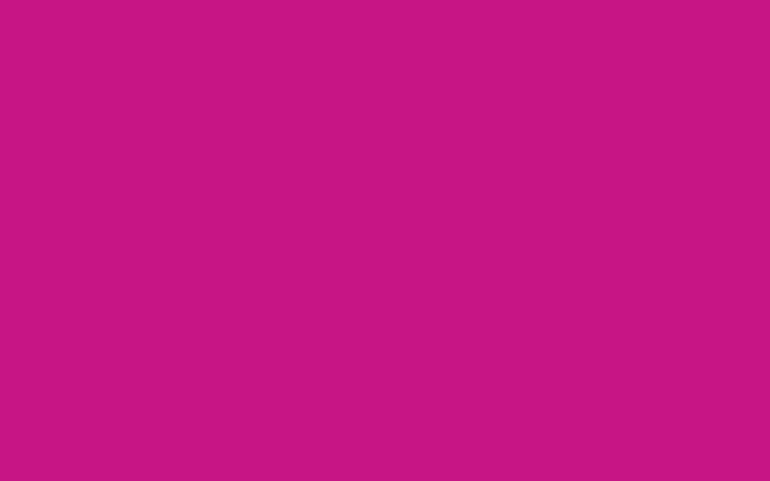 2560x1600 Medium Violetred Solid Color Background