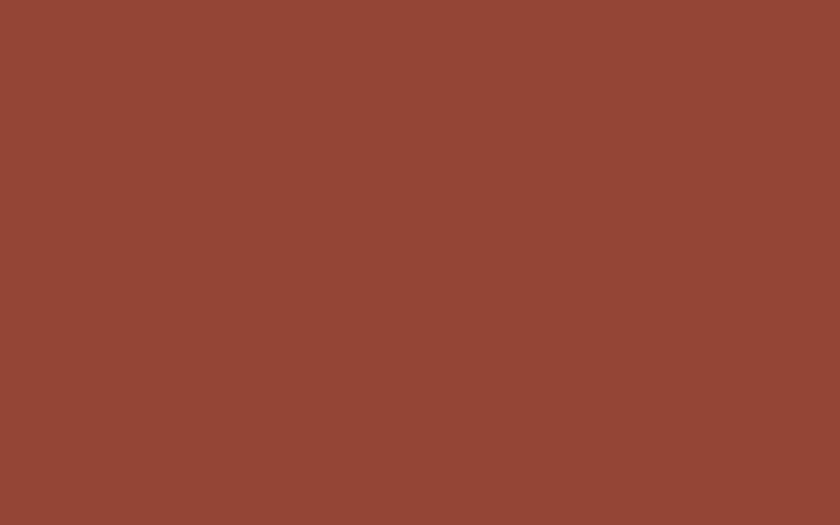 2880x1800 Chestnut Solid Color Background