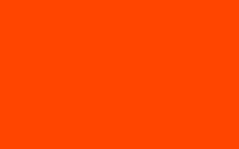 2880x1800 Orangered Solid Color Background