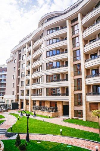 Солидко Архитекти Проектанти - жилищен комплекс Гардения 8