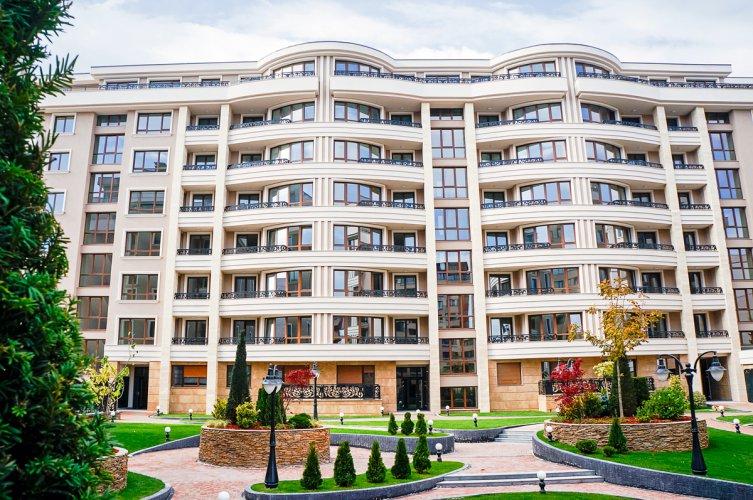 Солидко Архитекти Проектанти - жилищен комплекс Гардения 5