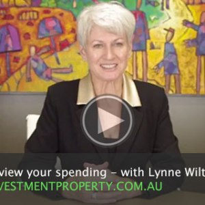 A chance to review your spending – with Lynne Wilton