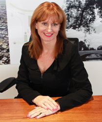Lynne Wilton founder of Solid Investment Property in Melbourne