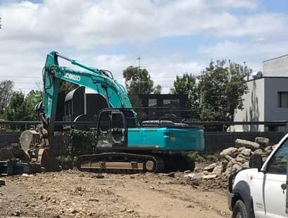 United construction updates