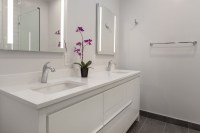 Modern Bathroom Remodeling in Old Town Alexandria, VA ...