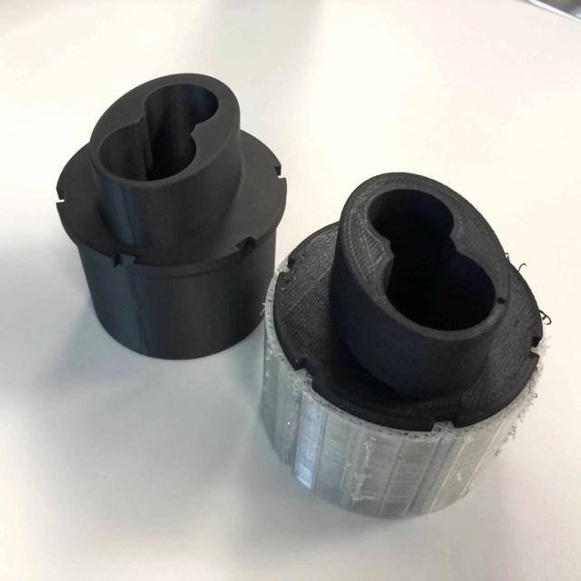 3D Printed Sample Parts