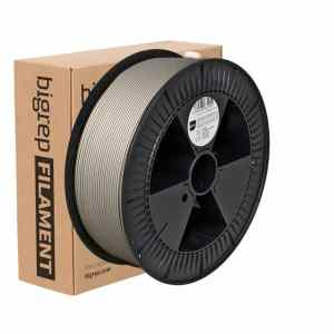 Bigrep HI TEMP Filament (Silver)