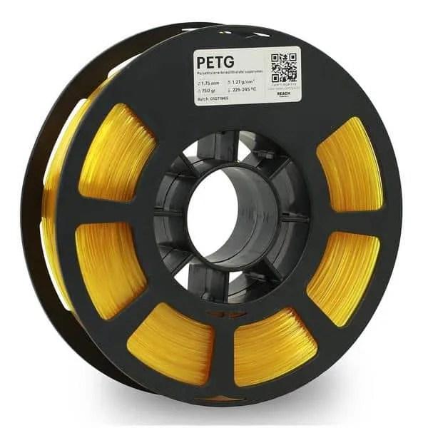 Kodak PETG - Translucent Yellow