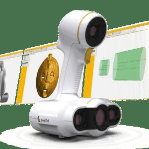Peel 2 CAD 3D Scanner