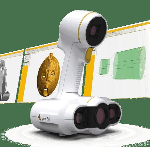 how to buy a peel 3d scanner online