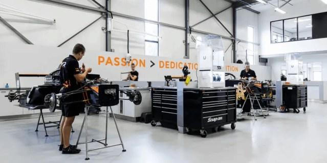Van Amersfoort Racing Story
