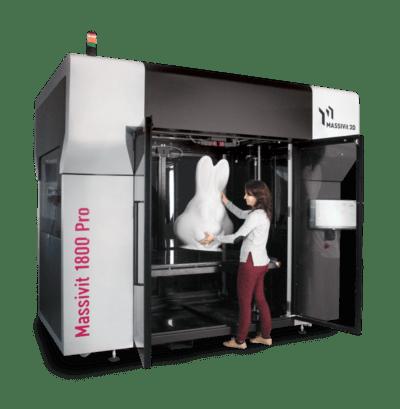 Massivit 3D 1800 Pro 3DPrinter