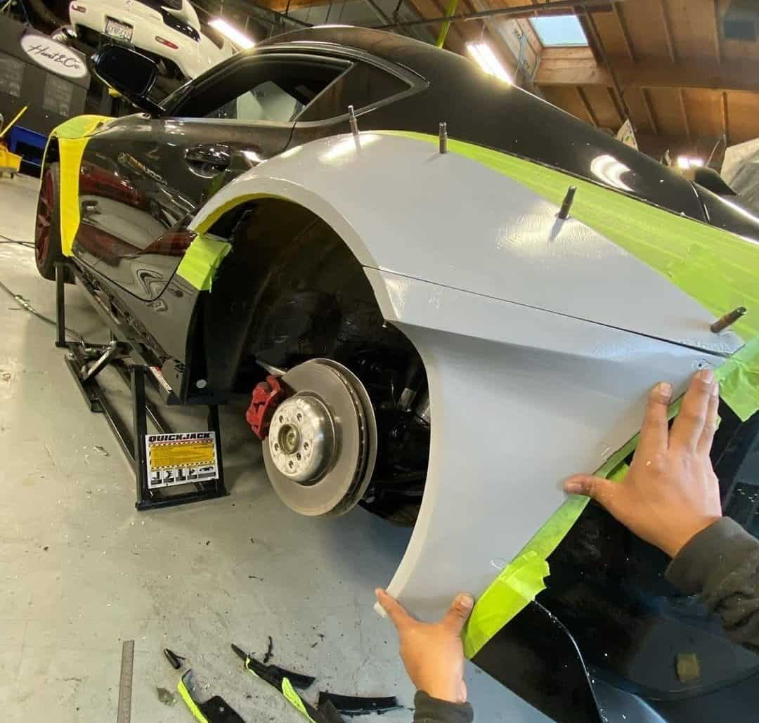 Massivit 3D and STREETHUNTER 3D Printed Car