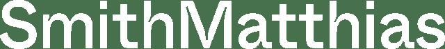 SmithMatthias Logo- White