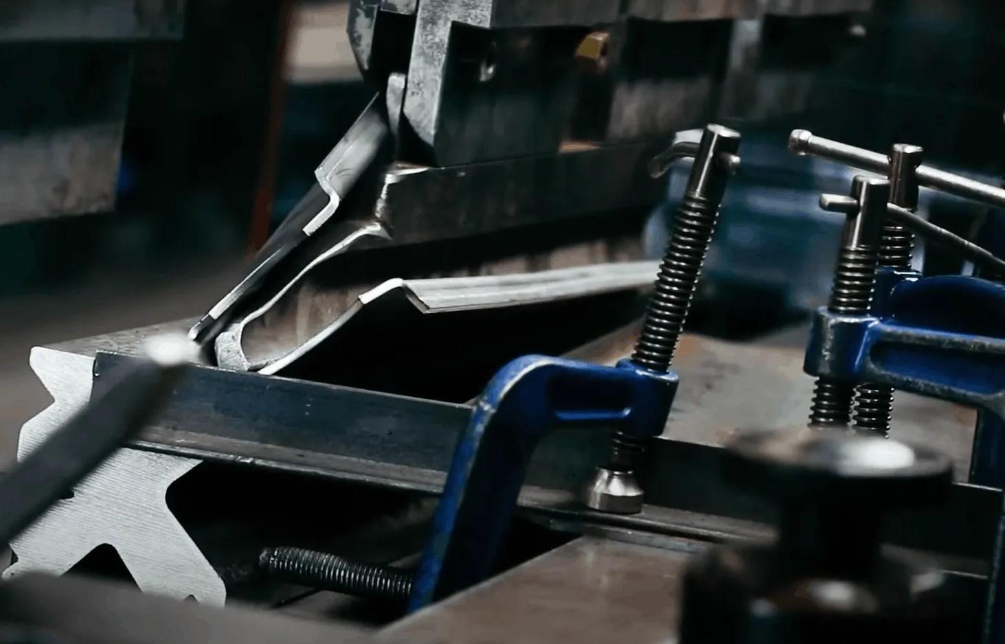 Classic Fabrication SNG Barratt