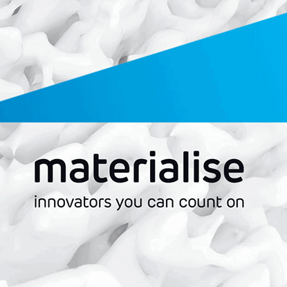 Materialise 3d software cover