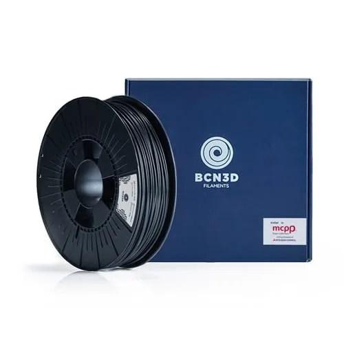 BCN3D-Filaments-PET-G-Black