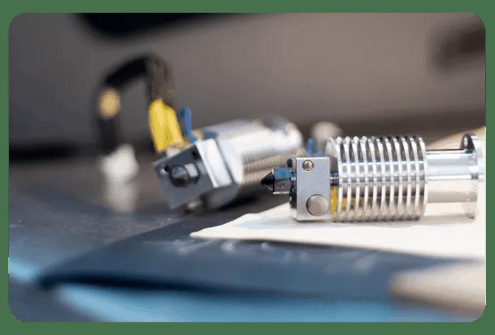 BCN3D Hotend X for industrial-grade materials