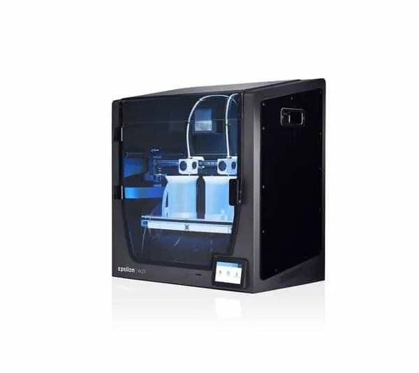 BCN3D Epsilon Series professional 3D Printer W27 IDEX workbench industrial standard