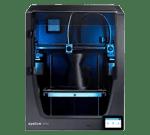 Epsilon W50 3D printer printing a part