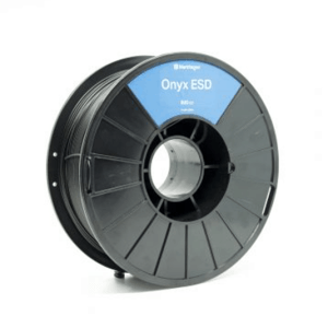 Onyx ESD safe filament spool