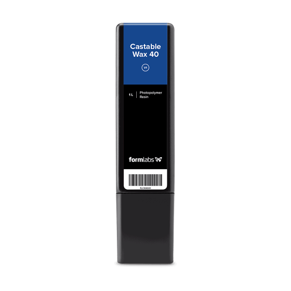 Castable Wax 40 Resin