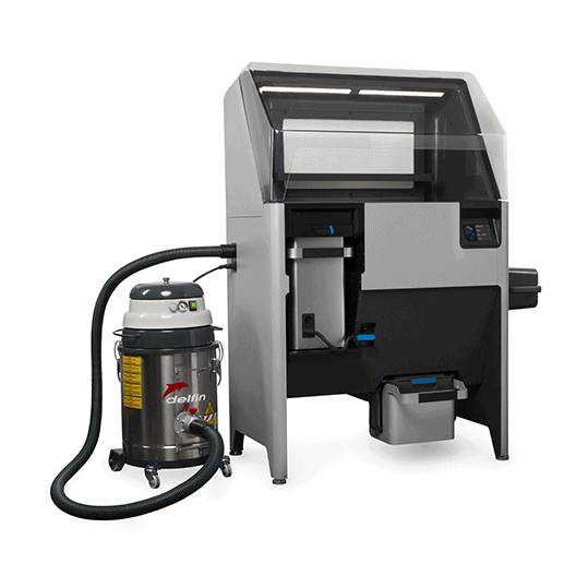 Fuse 1 Industrial Vacuum for the Formlabs Fuse 1