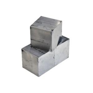 Pocket NC Aluminium Square Stock Material