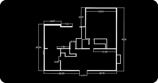 Create Floor plans from accurate laser scanned data with the Leica BLK360