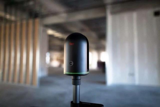BLK360 Leica 3D Scanner - Onsite scanning