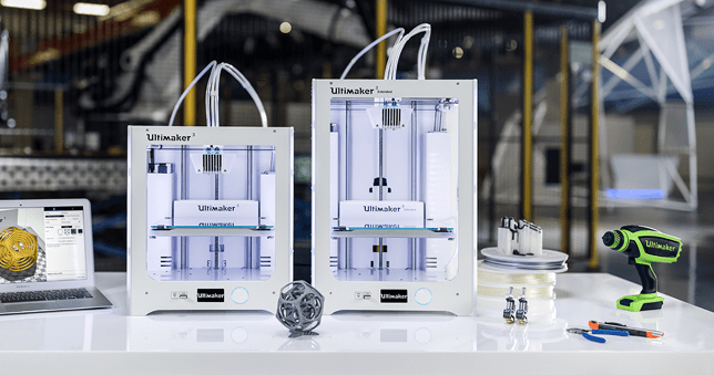 Ultimaker 3 product image 1 extended