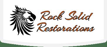 Rock Solid Restorations Logo